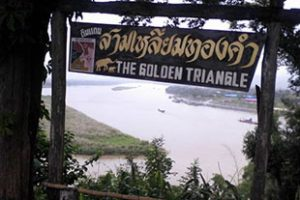GOLDEN TRIANGLE+BOAT+LAO
