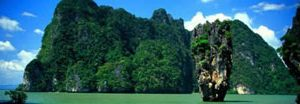 Package James Bond Island Canoeing with Lunch By Cruise