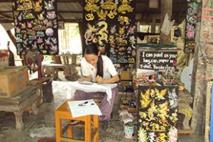 SANKAMPANG THAI HANDICRAFT